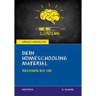 Dein Homeschooling Material - Rechnen bis 100