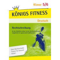 Rechtschreibung. Deutsch Klasse 5/6.