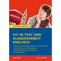 Fit in Test und Klassenarbeit – Englisch 5./6. Klasse Gymnasium