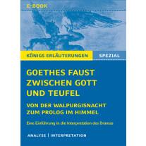 Goethes Faust zwischen Gott und Teufel