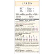 Latein - Kurzgrammatik