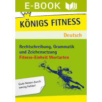 Fitness-Einheit Wortarten – Deutsch Klasse 7-10.