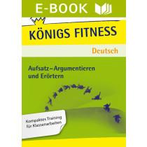Aufsatz - Argumentieren und Erörtern. Deutsch Klasse 7/8