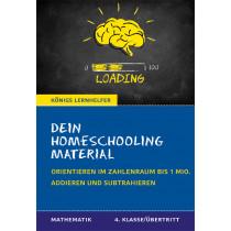Dein Homeschooling Material - Zahlenraum bis 1 Million