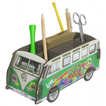 Stiftebox - VW Bulli T1 - Hippie