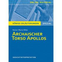 Archaïscher Torso Apollos
