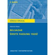 Belsazar (erste Fassung 1820)