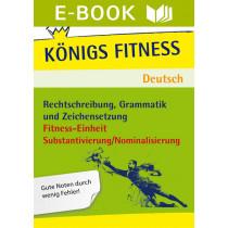 Fitness-Einheit Substantivierung - Nominalisierung – Deutsch Klasse 7-10.