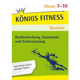 Rechtschreibung, Grammatik und Zeichensetzung. Deutsch Klasse 7-10