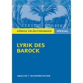 Lyrik des Barock