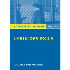 Lyrik des Exils
