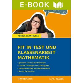 Fit in Test und Klassenarbeit – Mathe 5./6. Klasse Gymnasium
