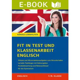 Fit in Test und Klassenarbeit – Englisch 7./8. Klasse Gymnasium