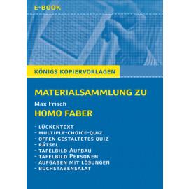 Homo faber - Materialsammlung