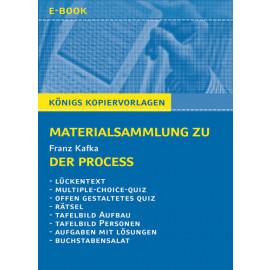 Der Prozess - Materialsammlung
