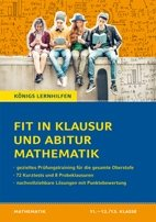 Mathe Fit in Test Abitur