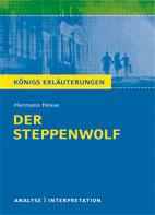 Königs Erläuterungen: Der Steppenwolf