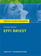 Titelcover Effi Briest