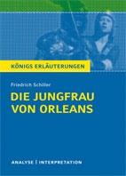 KE Jungfrau von Orleans Schiller Titelcover