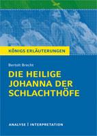Brecht, Die heilige Johanna der Schlachthöfe