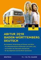Königs Abi Trainer Titelcover Baden Württemberg 2018