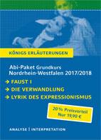 Abi-Paket Grundkurs Nordrhein Westfalen 2017 2018
