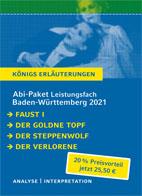 Königs Erläuterungen: Abi-Paket Baden-Württemberg 2020