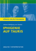 KE: Iphigenie auf Tauris