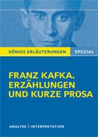 KES: Kafka. Erzählungen und kurze Prosa