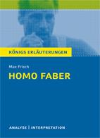 Königs Erläuterungen: Homo faber